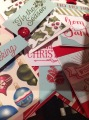 Stamp-A-Stack Christmas Cards and Tags